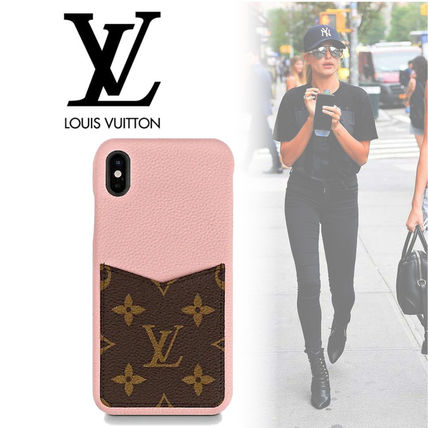 Louis Vuitton スマホケース・テックアクセサリー 【国内発】関税込み★ルイヴィトン★IPHONE・バンパー XS MAX
