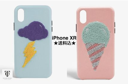 THE CASE FACTORY スマホケース・テックアクセサリー 送料込*THE CASE FACTORY*Street Collection iPhone XR ケース