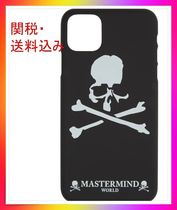 関税・送料込み mastermind WORLD  iPhone 11 Pro Max ケース
