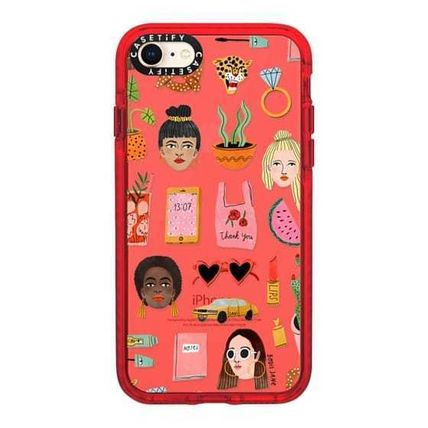 Casetify スマホケース・テックアクセサリー 【Casetify】 ★ iPhone ★MIXED PATTERN BY BODIL JANE(3)