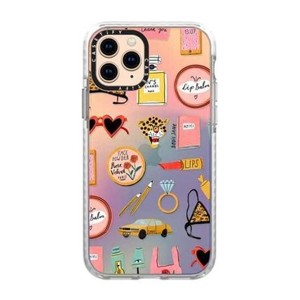 Casetify スマホケース・テックアクセサリー 【Casetify】 ★ iPhone ★BEAUTY ESSENTIALS BY BODIL JANE(4)