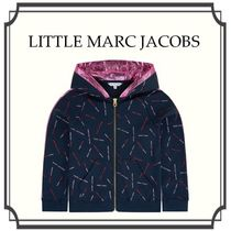 Little Marc Jacobs☆Girls ジップアップトップ Blue 2-10Y