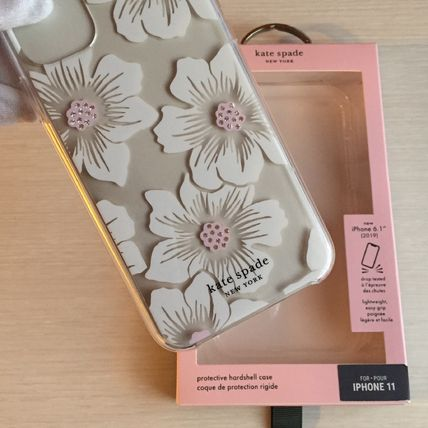 kate spade new york スマホケース・テックアクセサリー kate spade iPhone 11 Hardshell Case - Hollyhock(5)