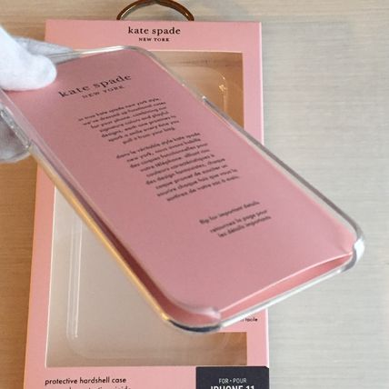 kate spade new york スマホケース・テックアクセサリー kate spade iPhone 11 Hardshell Case - Hollyhock(6)