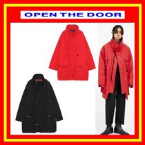[OPEN THE DOOR]   oversized down parka   - [全2色] / 追跡付