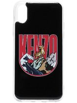【正規品・関税込】KENZO Tiger Mountain iPhone X XS ケース