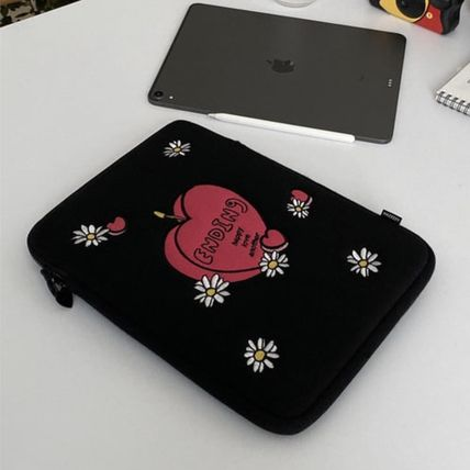 MAZZZZY スマホケース・テックアクセサリー 韓国人気★ MAZZZZY ★ candle pad pouch (12.9inch)(5)