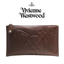★ VIVIENNE WESTWOOD ★ メンズ CHESTER クラッチバッグ