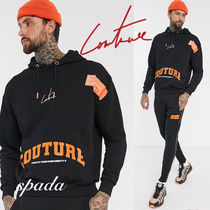 SALE【Couture Club】ロゴ セットアップ ブラック / 送料無料