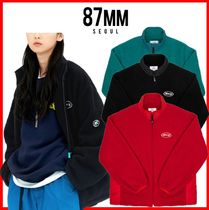 ☆韓国の人気☆【87MM】☆HEAVY FLEECE JUMPER☆3色☆
