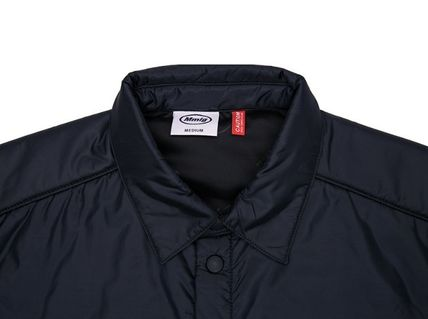 87MM シャツ ★韓国の人気★【87MM】★THINSULATE FILLED SHIRTS★2色★(10)