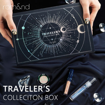 [Rom&nd] Holiday限定★Traveler's Collection Box/追跡付