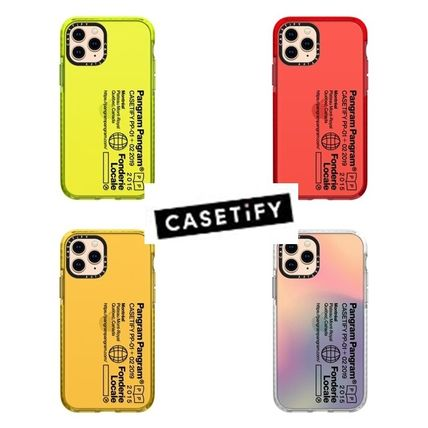 【Casetify】 ★ iPhone ★インパクトケース PP-01 Black