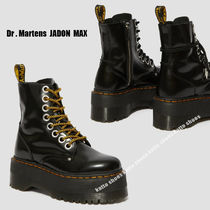 Dr Martens★JADON MAX 8EYE BOOT★厚底★ジッパー