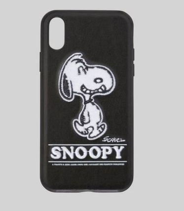 MARC JACOBS スマホケース・テックアクセサリー 【Marc Jacobs】SNOOPYコラボ iPHONE XRケース(2)