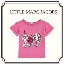Little Marc Jacobs☆Girls Tシャツ ジャージー Pink 2-10Y