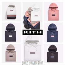 ★日本未入荷★KITH Box Logo WILLIAMS 3 HOODIE