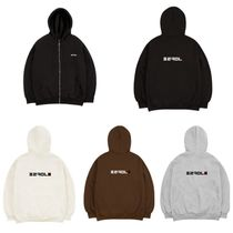 【FRANKEN MONO】 KOREAN HOOD ZIP-UP (4color)