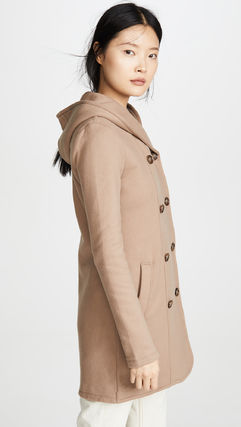 JAMES PERSE ダウンジャケット・コート 関税込み◆Double Breasted Hooded Coat(4)