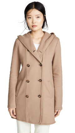 JAMES PERSE ダウンジャケット・コート 関税込み◆Double Breasted Hooded Coat(7)
