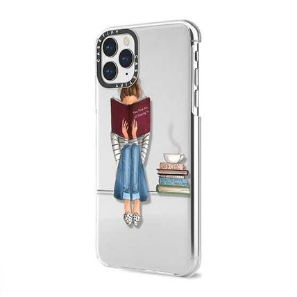 Casetify スマホケース・テックアクセサリー 国内送関込★Casetify iPhoneケース The Fine Art of Staying In(3)