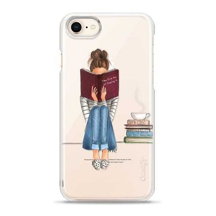 Casetify スマホケース・テックアクセサリー 国内送関込★Casetify iPhoneケース The Fine Art of Staying In(6)