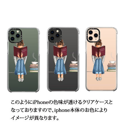 Casetify スマホケース・テックアクセサリー 国内送関込★Casetify iPhoneケース The Fine Art of Staying In(7)