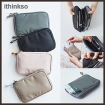 ◆ithinkso◆ WEEKENDER MULTI WALLET 旅行・パスポートポーチ