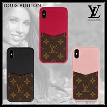 【直営店買付】Louis Vuitton IPHONE XS MAXケース
