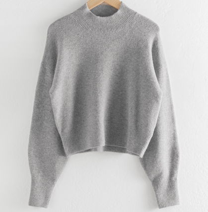 YUNY Mens Cozy Long Sleeve Pullover Knitted Crew Neck Sweaters Outwear Dark Grey M