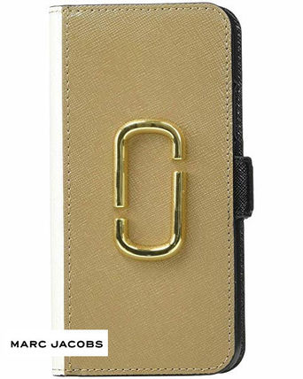 MARC JACOBS スマホケース・テックアクセサリー 大特価☆Marc Jacobs☆iPhone XS Case☆French Grey Multi