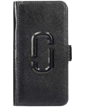 MARC JACOBS スマホケース・テックアクセサリー 大特価☆Marc Jacobs☆iPhone XS Case☆BLACK
