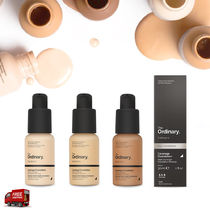 The Ordinary☆カラー多数☆Coverage Foundation