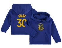 【NBA】US限定★Nike Stephen Curry キッズフーディ 2T-4T