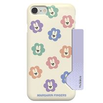 ★Margarin Fingers★ 日本未入荷 Pastel Rabbit iPhone ケース