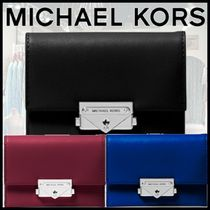 """【MICHAEL KORS】Cece Small Leather Wallet """