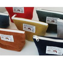 oh lolly day ☆ Sサイズ CORDUROY TRIANGLE POUCH ☆ 全7色