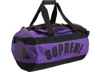The North Face X Supreme Arc Logo Base Camp Duffle Bag SS 19