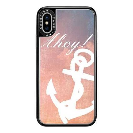 Casetify スマホケース・テックアクセサリー Casetify iphone Gripケース♪Anchor Ahoy Android♪(6)