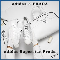 【adidas×PRADA】激レア 超限定 adidas Superstar Prada