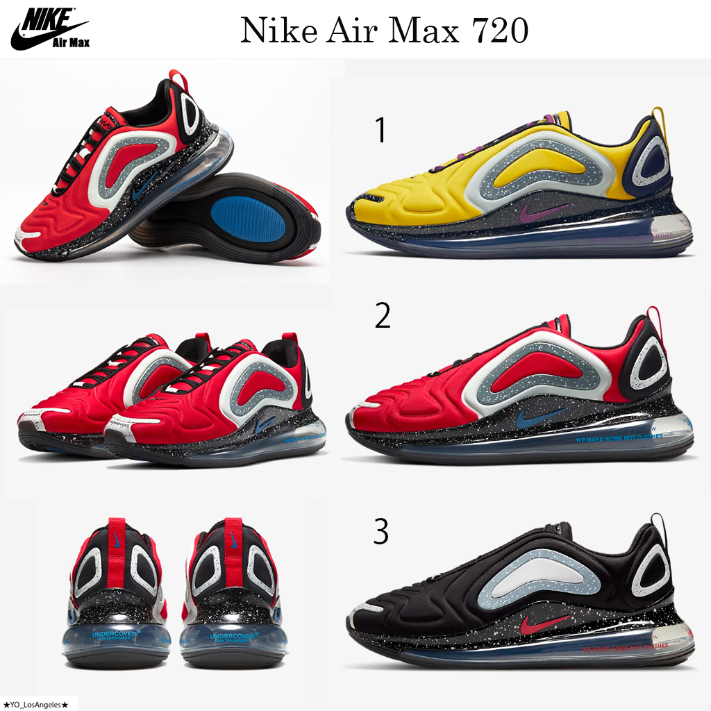 Shop Nike Air Max 720 2020 Ss Street Style Sneakers By