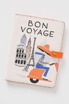 【Anthropologie】Bon Voyage Passport Holder パスポートケース