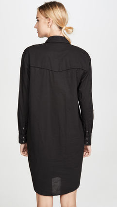 JAMES PERSE ドレス-ロング 関税込み◆Embroidered Western Dress(3)