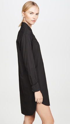 JAMES PERSE ドレス-ロング 関税込み◆Embroidered Western Dress(4)