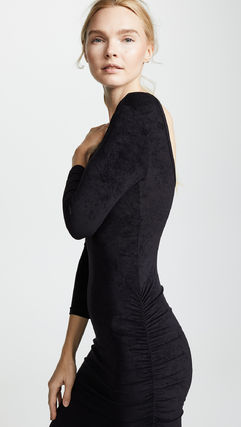 JAMES PERSE ドレス-ロング 関税込み◆Fitted Low Back Dress(6)