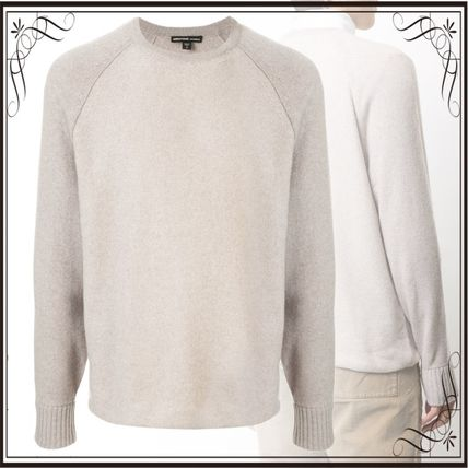 JAMES PERSE アウターその他 関税込み◆recycled raglan crew-neck jumper