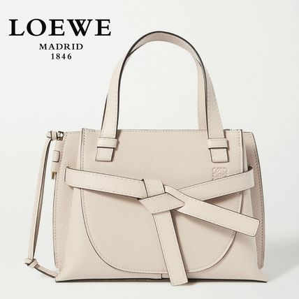 ∞∞ LOEWE ∞∞ Gate mini top handle トート☆
