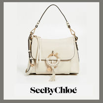 即発★SEE BY CHLOE★Joan Small Satchel Bag★CHS18SS910388