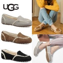 どんなコーデにも合う【UGG】HAILEY Black, Seal, Chestnut