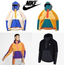 【NIKE】NSW HE Hoodie HZ Winter ボアフリース 4colors